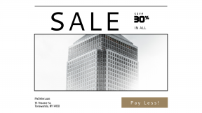 FullHD image template for sales - #banner #businnes #sales #CallToAction #salesbanner #city #structure #skyline #woman #sky #canadasquare #skyscraper #landscape