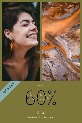 Portrait design template for sales - #banner #businnes #sales #CallToAction #salesbanner #environment #wallpaper #photographer #sewage #skin #laughter #aerial #teeth