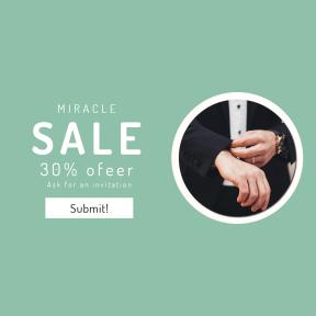 Image design template for sales - #banner #businnes #sales #CallToAction #salesbanner #watch #alvin #buttons #azerbaijan #business #hand #hands #suit #wedding #businessman