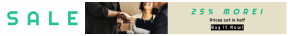 Leaderboard web banner template for sales - #banner #businnes #sales #CallToAction #salesbanner #partnership #help #trust #helping #hand #support