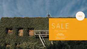 FullHD image template for sales - #banner #businnes #sales #CallToAction #salesbanner #property #biome #facade #farm #estate
