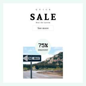 Image design template for sales - #banner #businnes #sales #CallToAction #salesbanner #direction #cloudscape #countryside #company #cloudy #barrier #mountain #cloud #one
