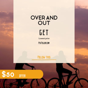 Image design template for sales - #banner #businnes #sales #CallToAction #salesbanner #wallpapers #shape #reaching #each #dawn #sunrise #cycle