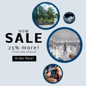 Image design template for sales - #banner #businnes #sales #CallToAction #salesbanner #exterior #school #conference #vine #design #mac
