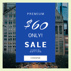 Image design template for sales - #banner #businnes #sales #CallToAction #salesbanner #downtown #modern #city #skyscraper #financial #urban #evening #new #traffic