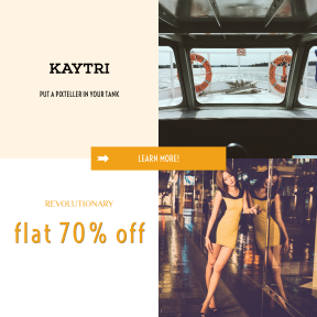 Image design template for sales - #banner #businnes #sales #CallToAction #salesbanner #window #woman #lake #brunette #street #pavement #asian #arrows #portrait