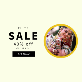 Image design template for sales - #banner #businnes #sales #CallToAction #salesbanner #make #jewelry #up #color #female #bokeh #lady #smiling #bride
