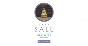 Card design template for sales - #banner #businnes #sales #CallToAction #salesbanner #contemplate #gold #buddhism #devotion #statue #worship #construction #stone #religiou #buddha