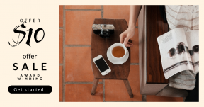 Card design template for sales - #banner #businnes #sales #CallToAction #salesbanner #time #relax #design #girl #phone #reading #adding #iphone #clay #table