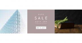 Card design template for sales - #banner #businnes #sales #CallToAction #salesbanner #minimal #fern #white #modern #design