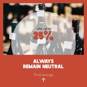 Image design template for sales - #banner #businnes #sales #CallToAction #salesbanner #market #navigation #winebottle #sale #farm #label #europe #booze #local #purchase