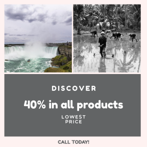 Image design template for sales - #banner #businnes #sales #CallToAction #salesbanner #travel #terrain #niagara #eruption #reportage #agriculture #face #clothe