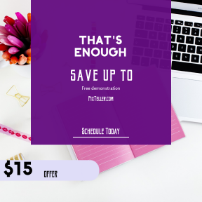 Image design template for sales - #banner #businnes #sales #CallToAction #salesbanner #sharpie #macbook #bright #stationery #modern #girlboss #keyboard #circle #round #circles