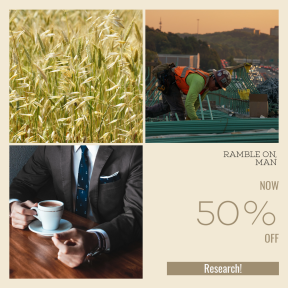Image design template for sales - #banner #businnes #sales #CallToAction #salesbanner #worker #detail #suit #wallpaper #agriculture #coffee #field #road #break