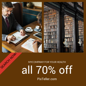 Image design template for sales - #banner #businnes #sales #CallToAction #salesbanner #dublin #architecture #wood #classical #museum #technology #writing #college #library