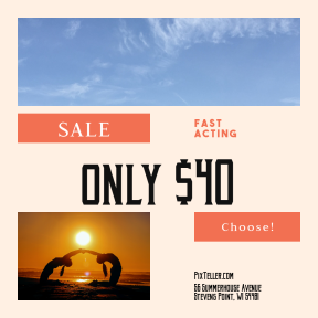 Image design template for sales - #banner #businnes #sales #CallToAction #salesbanner #view #panama #del #light #relaxing #tropical #sunset #building