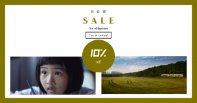Card design template for sales - #banner #businnes #sales #CallToAction #salesbanner #short #girl #cloud #writing #kid #tree #meadow #field #germany #grass
