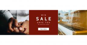 Card design template for sales - #banner #businnes #sales #CallToAction #salesbanner #piano #finger #looking #bokeh #music #shirt #hand #note #window