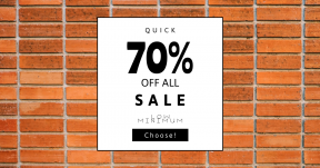 Card design template for sales - #banner #businnes #sales #CallToAction #salesbanner #wood #wall #tile #material #brick #brickwork #texture #pattern