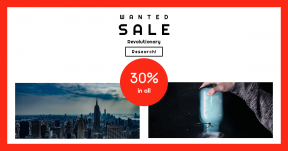Card design template for sales - #banner #businnes #sales #CallToAction #salesbanner #smoke #skyline #blue #down #bottle #spirit #city #holding #jacket