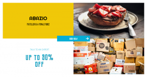 Card design template for sales - #banner #businnes #sales #CallToAction #salesbanner #arrows #box #toast #diner #direction