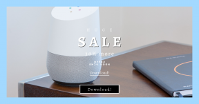 Card design template for sales - #banner #businnes #sales #CallToAction #salesbanner #day #google #modern #connected #home #table