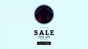 FullHD image template for sales - #banner #businnes #sales #CallToAction #salesbanner #circles #circular #architecture #office #building #neon #incode #technology #color #city