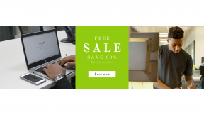 FullHD image template for sales - #banner #businnes #sales #CallToAction #salesbanner #computer #electronic #sales #diverse #notebook