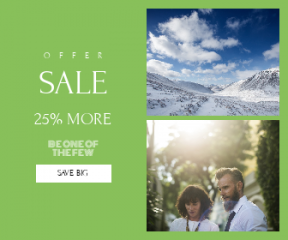 Square large web banner template for sales - #banner #businnes #sales #CallToAction #salesbanner #hill #engineering #geological #scenery #sun #A #city #Cairngorms