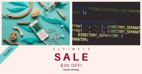 Card design template for sales - #banner #businnes #sales #CallToAction #salesbanner #unstock #medical #book #www #code #screen #internet #website #product