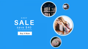 FullHD image template for sales - #banner #businnes #sales #CallToAction #salesbanner #cloudy #chose #device #pill #office