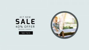 FullHD image template for sales - #banner #businnes #sales #CallToAction #salesbanner #flare #blonde #sleeve #sun #photography