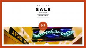 FullHD image template for sales - #banner #businnes #sales #CallToAction #salesbanner #sign #neon #supermarket #washington #cocktail #shopping