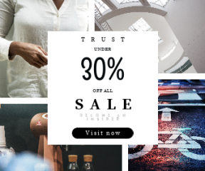 Square large web banner template for sales - #banner #businnes #sales #CallToAction #salesbanner #teacher #sheet #coffee #presentation #building #gold #ceiling #interior #product #fitness