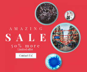 Square large web banner template for sales - #banner #businnes #sales #CallToAction #salesbanner #road #lifting #circle #fitness #clothing #bottle #design #cell #asian #vest