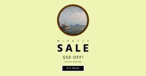 Card design template for sales - #banner #businnes #sales #CallToAction #salesbanner #landscape #trip #nature #sea #sailboat #north #sailing #rounded #summer #shapes