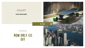 FullHD image template for sales - #banner #businnes #sales #CallToAction #salesbanner #green #arrow #aerial #long #manhattan #right #riverside #direction #street #waterfront