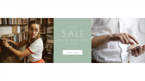 FullHD image template for sales - #banner #businnes #sales #CallToAction #salesbanner #education #consulting #glove #girl #computer #braid #work #workspace #corporate #skirt