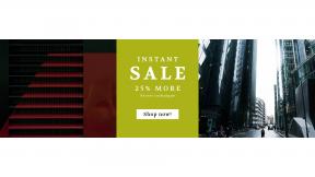 FullHD image template for sales - #banner #businnes #sales #CallToAction #salesbanner #light #commute #street #skyscraper #wallpaper