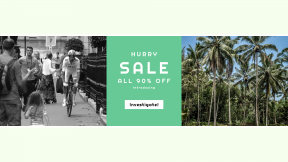 FullHD image template for sales - #banner #businnes #sales #CallToAction #salesbanner #britain #traditional #beach #weather #tourism #agriculture #bike