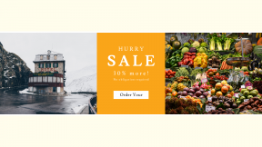 FullHD image template for sales - #banner #businnes #sales #CallToAction #salesbanner #colorful #market #water #vegetables #barrier #cook #brick #fruit #city #pass