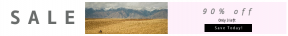 Leaderboard web banner template for sales - #banner #businnes #sales #CallToAction #salesbanner #camping #media #square #olympusinspired #rural #controls