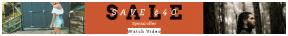 Leaderboard web banner template for sales - #banner #businnes #sales #CallToAction #salesbanner #female #life #beauty #look #hair #dreadlock #woman #country #explore #credit