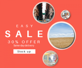 Square large web banner template for sales - #banner #businnes #sales #CallToAction #salesbanner #body #mobile #device #coding #hotel #A #photo #cab #anatomy #desktop
