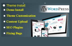wprdpress customization 2