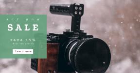 Card design template for sales - #banner #businnes #sales #CallToAction #salesbanner #lens #videographer #creative #blur #need #videography #tech #vintage #snow