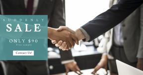 Card design template for sales - #banner #businnes #sales #CallToAction #salesbanner #partner #project #digital #businessman #discussion #planning #formal #negotiation #conference