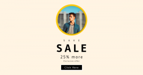 Card design template for sales - #banner #businnes #sales #CallToAction #salesbanner #hm #worker #photography #boy #collar