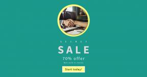 Card design template for sales - #banner #businnes #sales #CallToAction #salesbanner #folder #white #technology #suit #meeting #handshake #notebook #stationery