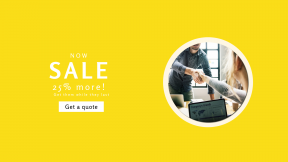 FullHD image template for sales - #banner #businnes #sales #CallToAction #salesbanner #hand #partnership #friend #support #cooperation #network #computer